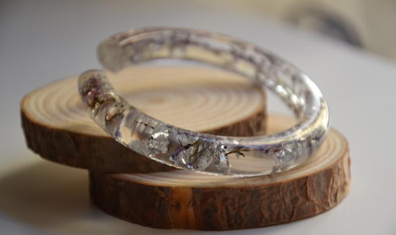 Ben noto Da resina a gioiello: i bijoux di Artisticamary – Glamour2.0 JR21
