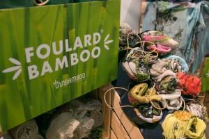 Foulard Bamboo - Fa' la cosa giusta! - credits Alessia Gatta
