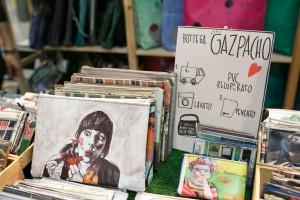 Gazpacho - materiali recuperati - Fa' la cosa giusta! - credits Alessia Gatta